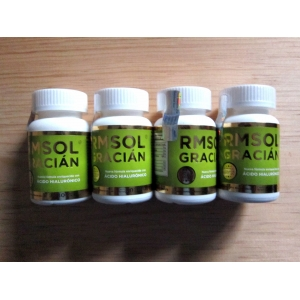 4 Pack RMSOL Gracian El Original, Made in Mexico