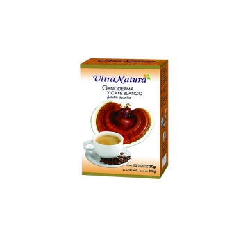 Pack of 4, WHITE COFFEE WITH GANODERMA