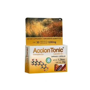 ACTIONTONIC COENZYME Q10, CAPSULES 30 capsules