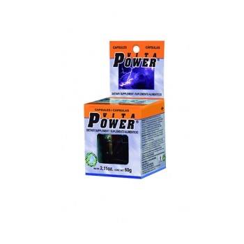 Pack of 4, VITAPOWER COMPLEX B WITH BIOTIN, CAPSULES 50 capsules